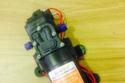 water pump 4.3 lt